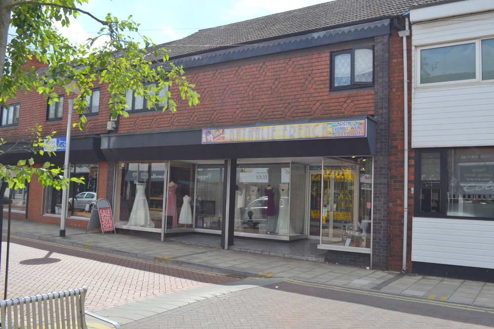 12-14 RAVENDALE STREET SCUNTHORPE NORTH LINCOLNSHIRE,