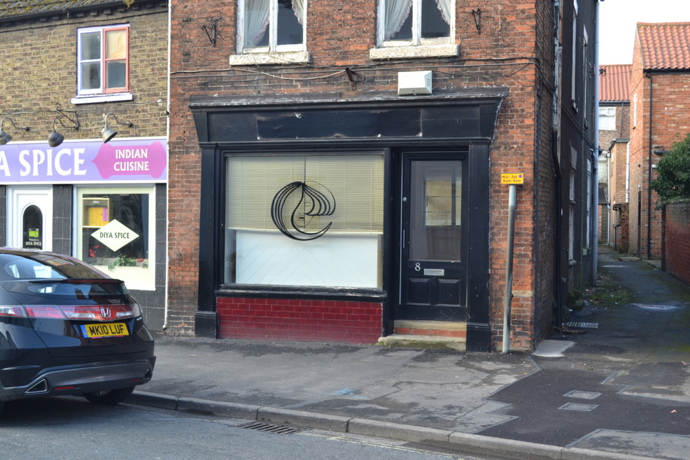 LETTING AGREED - FORMER HAIRDRESSERS 8 BIGBY STREET BRIGG NORTH LINCOLNSHIRE,