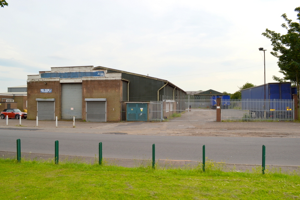 SALE AGREED PREMISES EAST COMMON LANE SCUNTHORPE,