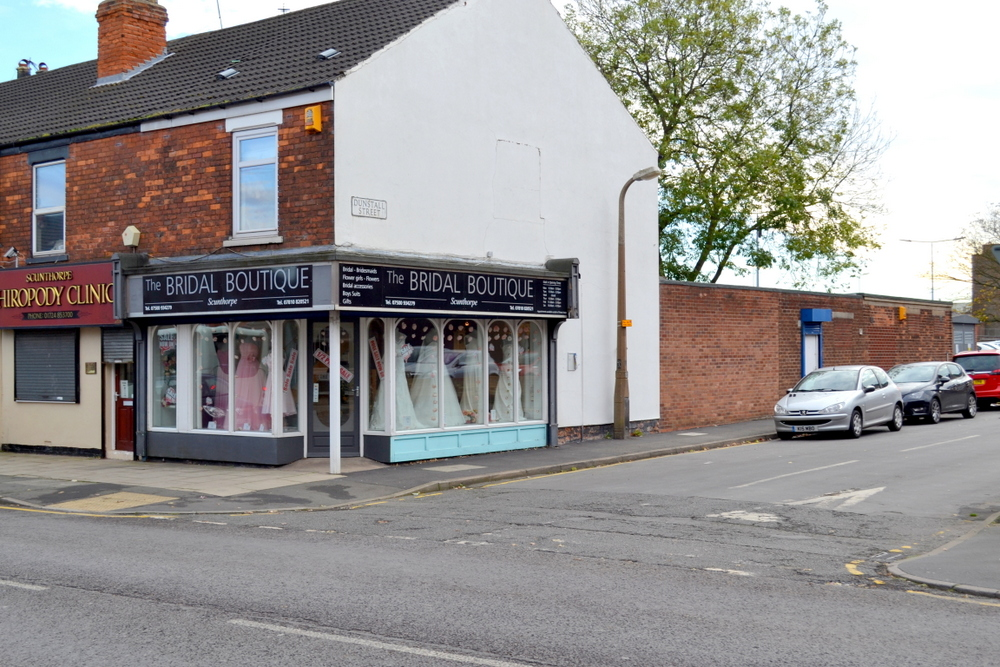 LETTING AGREED - 97 MARY STREET SCUNTHORPE NORTH LINCOLNSHIRE,