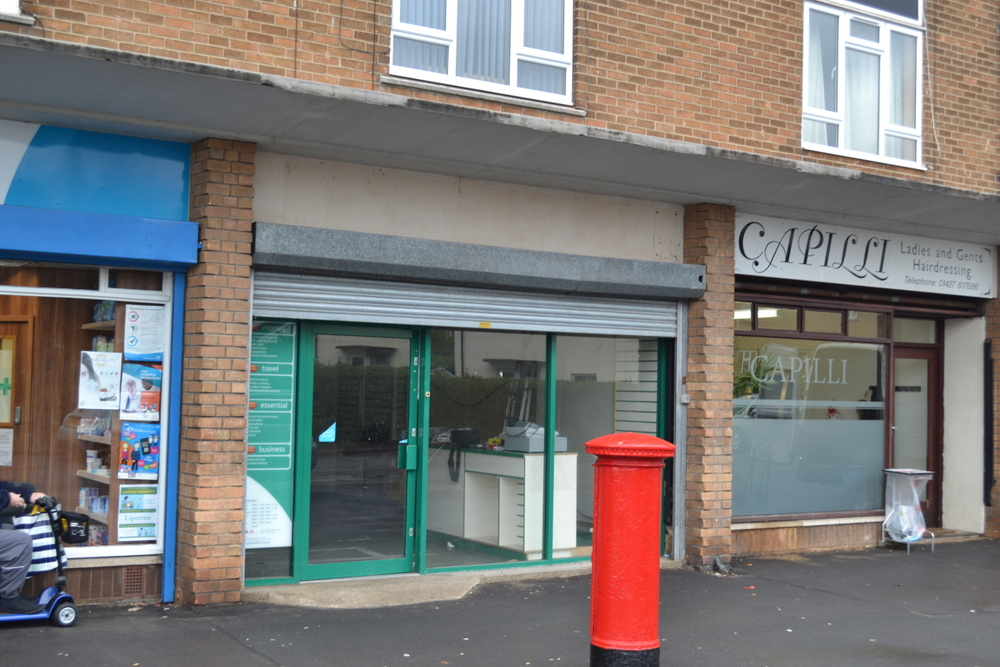 UNDER OFFER - GROUND FLOOR 22 QUEENSWAY GAINSBOROUGH DN21 1SN,