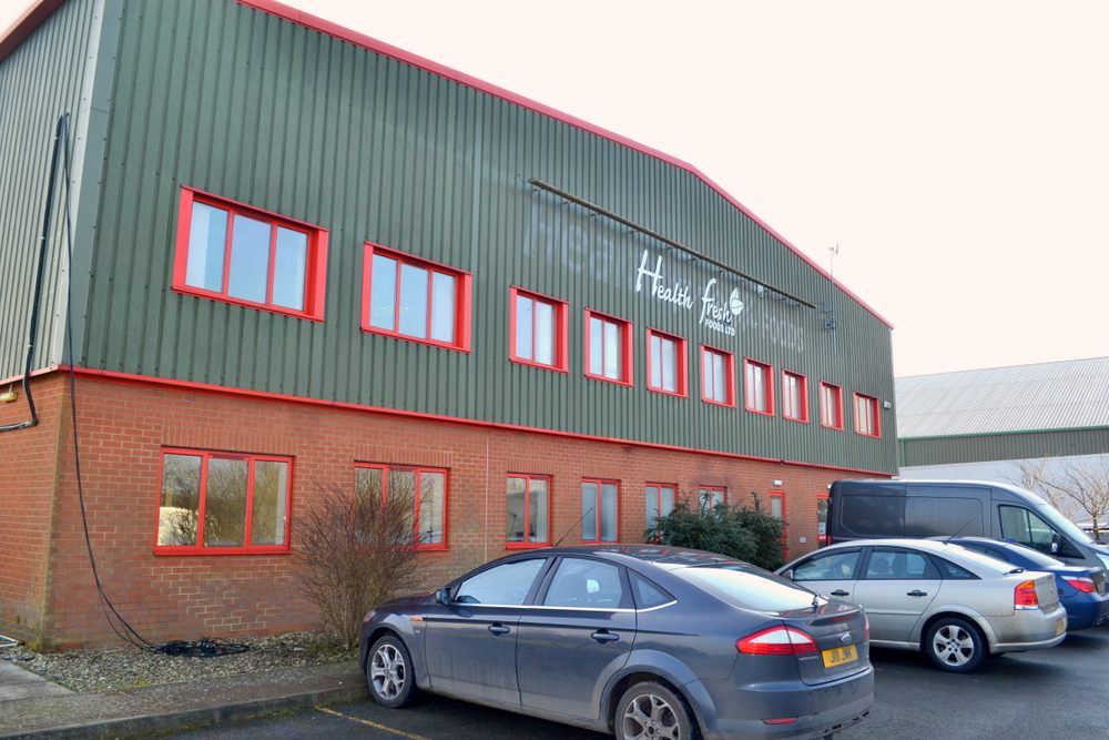OFFICE ACCOMMODATION ELSHAM INDUSTRIAL ESTATE ELSHAM,