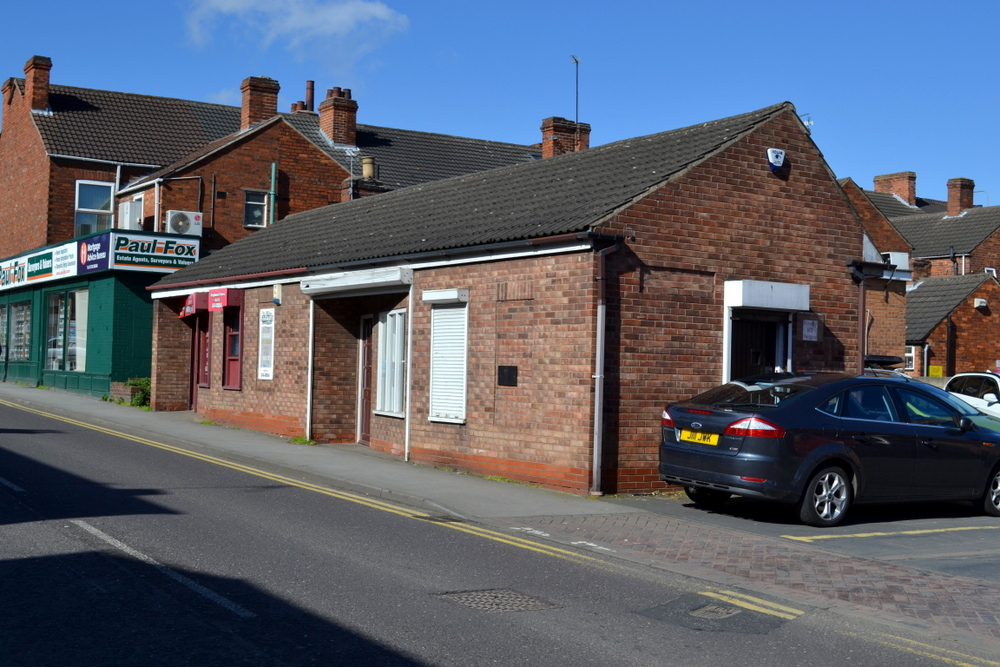LETTING AGREED 74 MARY STREET SCUNTHORPE NORTH LINCOLNSHIRE DN15 6LB,