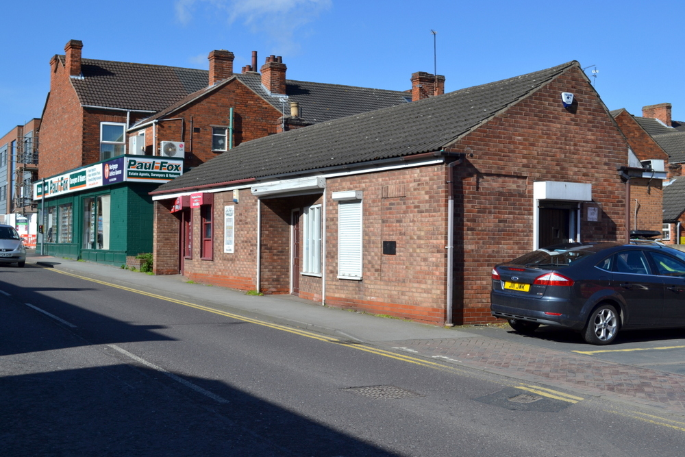 74 MARY STREET SCUNTHORPE NORTH LINCOLNSHIRE DN15 6LB,