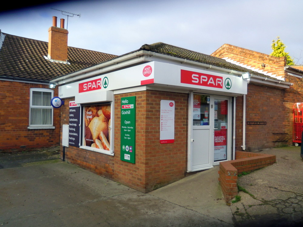 CONVENIENCE STORE & POST OFFICE GOXHILL NORTH LINCOLNSHIRE,