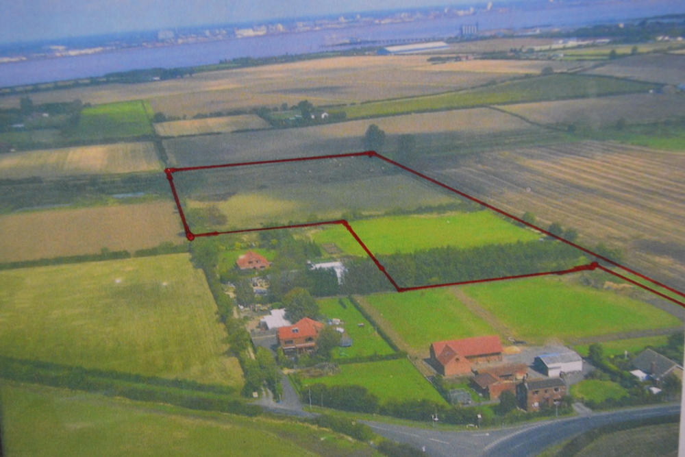 13.5 ACRES PADDOCK/GRAZING LAND OFF FERRY ROAD BARROW UPON HUMBER,