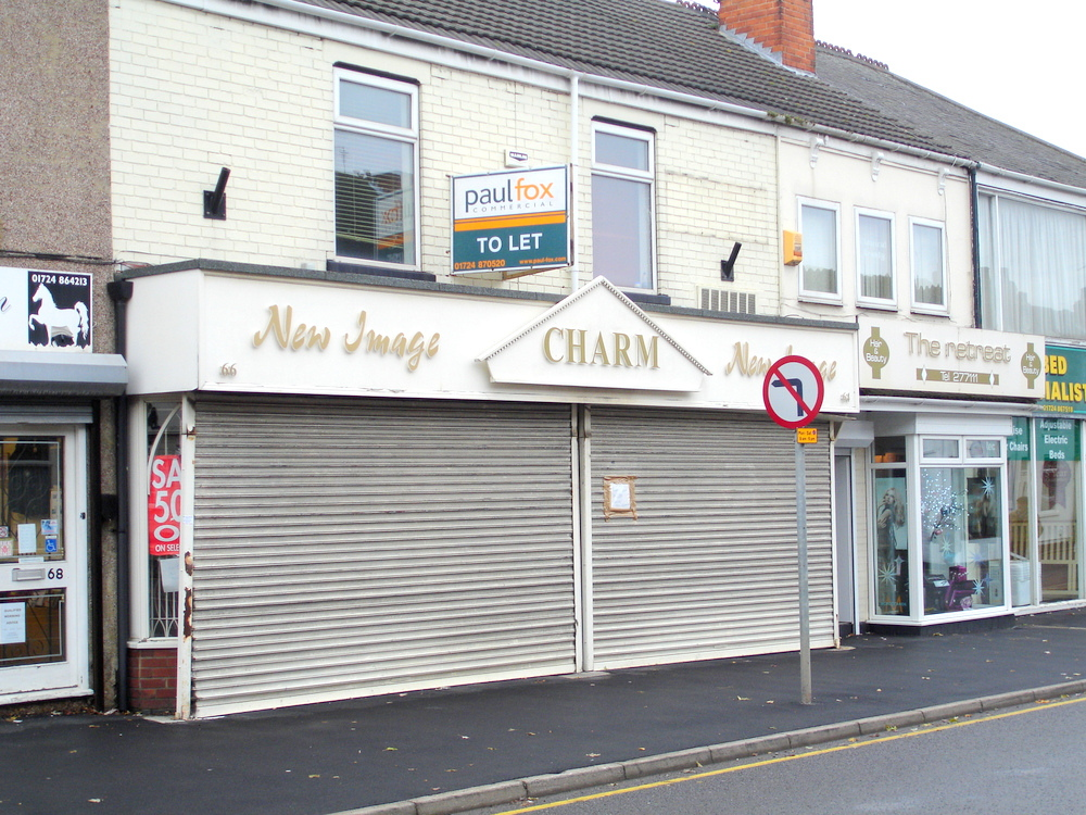 64-66 MARY STREET SCUNTHORPE NORTH LINCOLNSHIRE,
