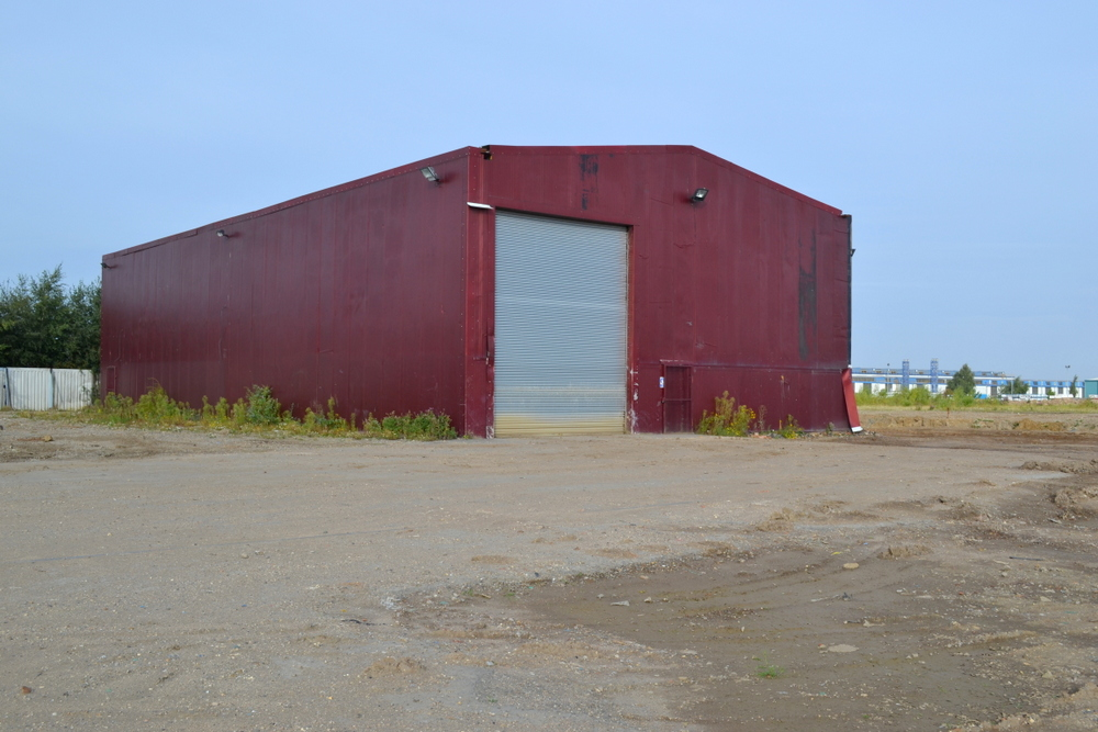 INDUSTRIAL/VEHICULAR RELATED PREMISES PARK FARM ROAD SCUNTHORPE,
