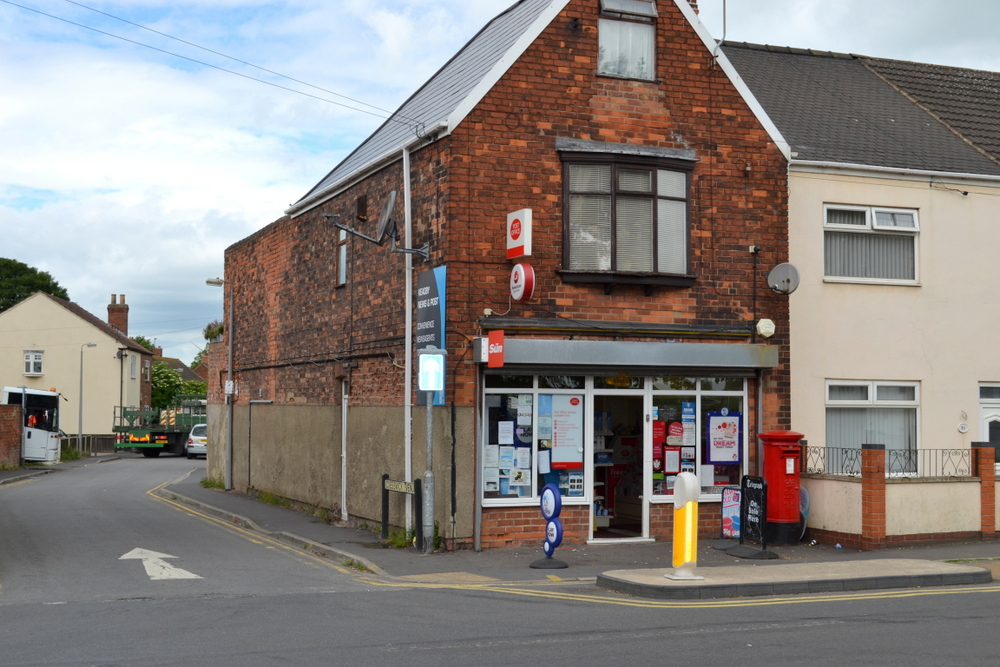 CONVENIENCE STORE & POST OFFICE STATION ROAD  KEADBY NORTH LINCOLNSHIRE ,