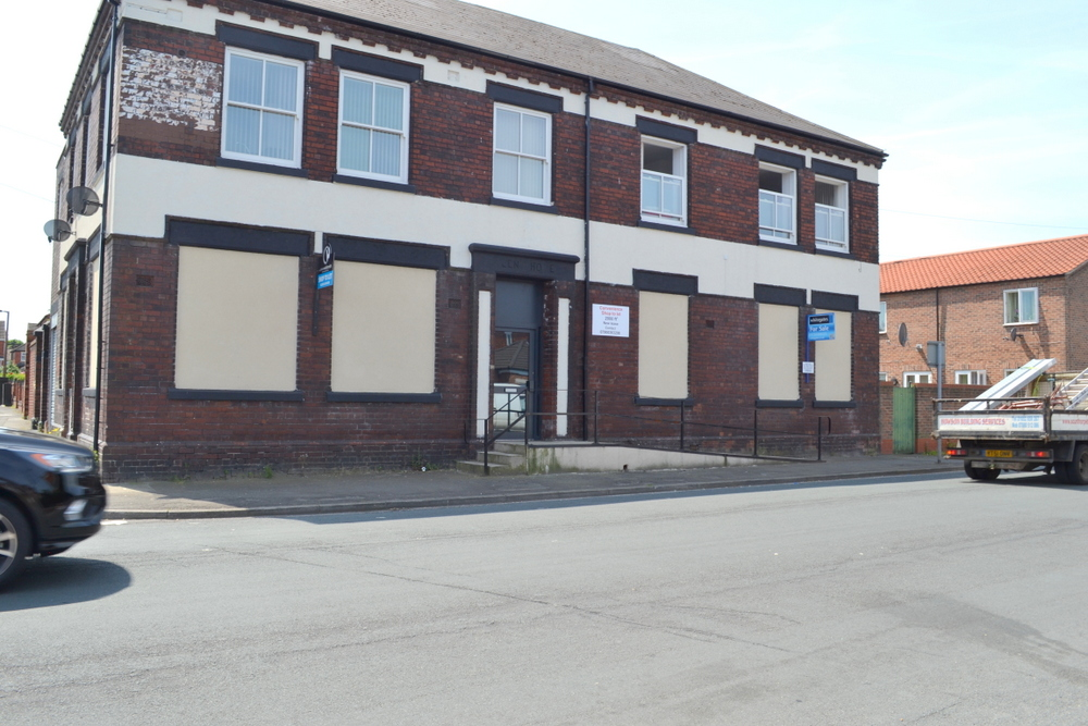 PREMISES ROWLAND ROAD SCUNTHORPE NORTH LINCOLNSHIRE,