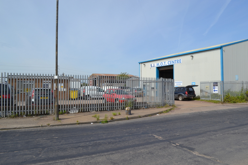 KILN LANE STALLINGBOROUGH INDUSTRIAL ESTATE STALLINGBOROUGH,