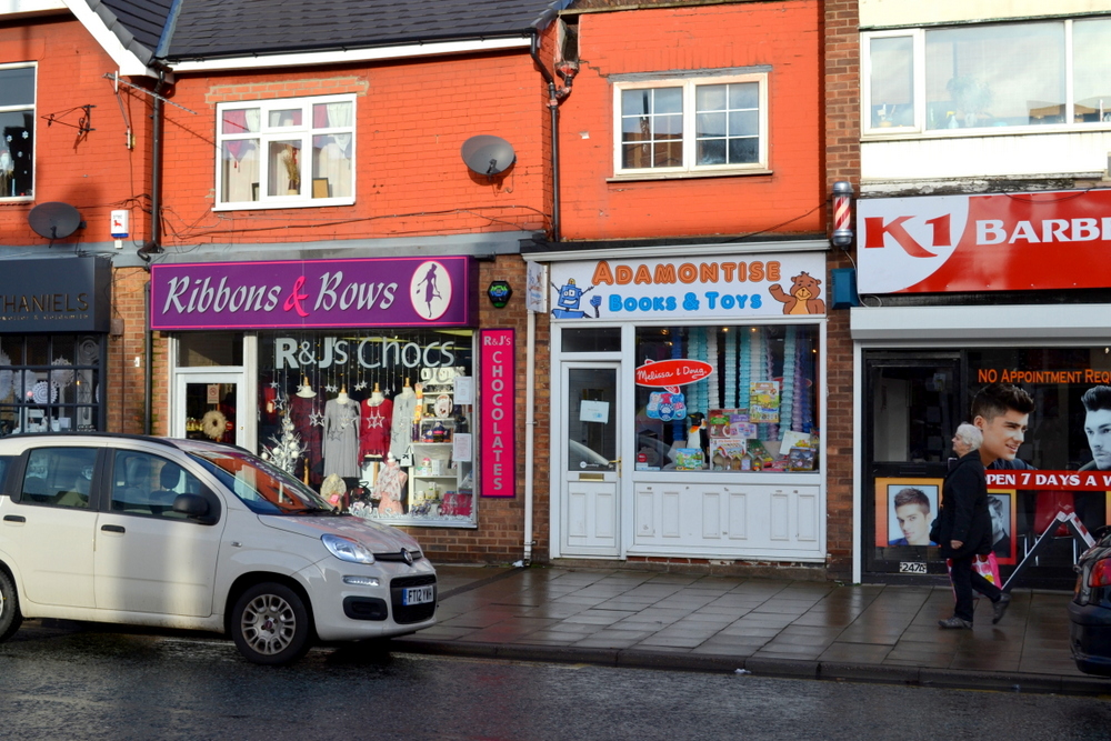 LETTING AGREED 249B ASHBY HIGH STREET SCUNTHORPE NORTH LINCONSHIRE,