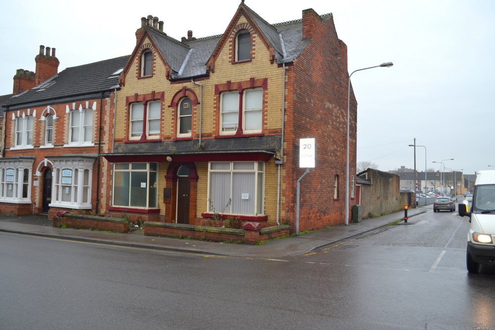 SALE AGREED 29 WELLS STREET SCUNTHORPE NORTH LINCOLNSHIRE,