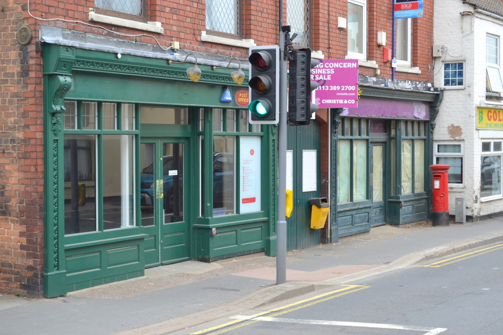 98 - 100 HIGH STREET CROWLE NORTH LINCOLNSHIRE DN17 4DR,