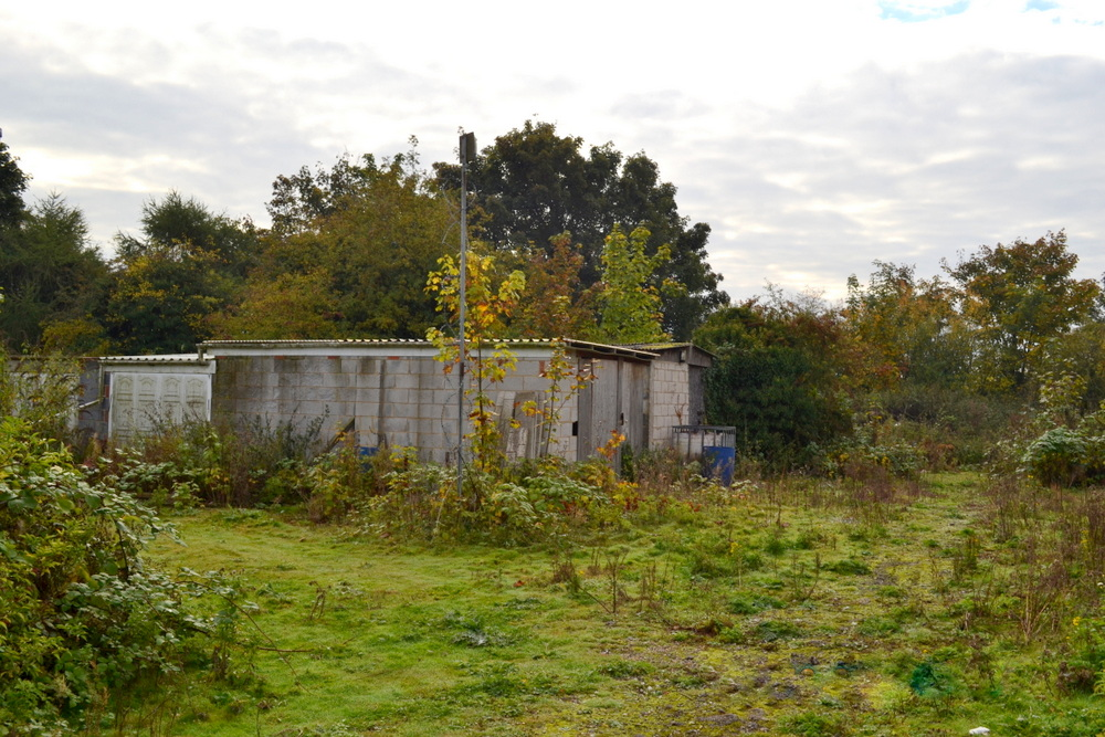 SALE AGREED - LAND WITH COMMECIAL BUILDINGS STATION ROAD SCAWBY,