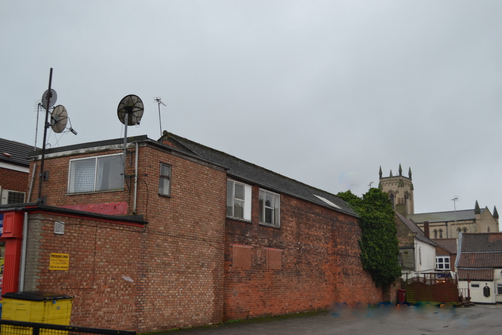 SALE AGREED LETTABLE ROOMS  OFF OLD COURTS ROAD BRIGG NORTH LINCOLNSHIRE,