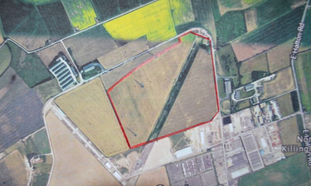 100 ACRES NORTH KILLINGHOLME,