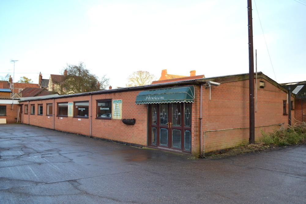 PREMISES OFF FERRIBY ROAD BARTON UPON HUMBER DN18 5RJ,