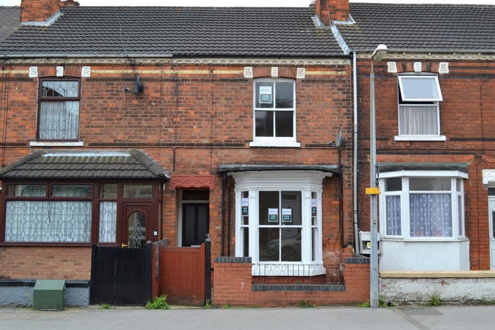 UNDER OFFER 53 FRANCES STREET SCUNTHORPE NORTH LINCOLNSHIRE DN15 6ER,