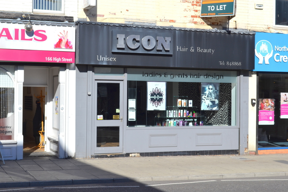 164 HIGH STREET SCUNTHORPE NORTH LINCOLNSHIRE DN15 6EH,