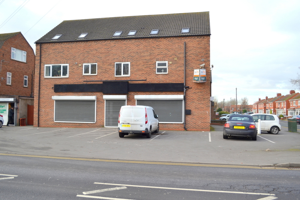 LETTING AGREED - 142 SCOTTER ROAD SCUNTHORPE NORTH LINCOLNSHIRE DN15 7EQ,