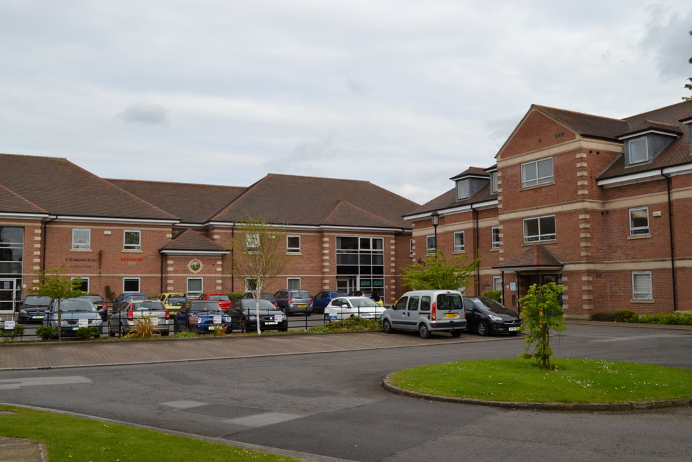 SUITE 1 UNIT 4 PARK SQUARE SCUNTORPE NORTH LINCOLNSHIRE DN15 6LJ,