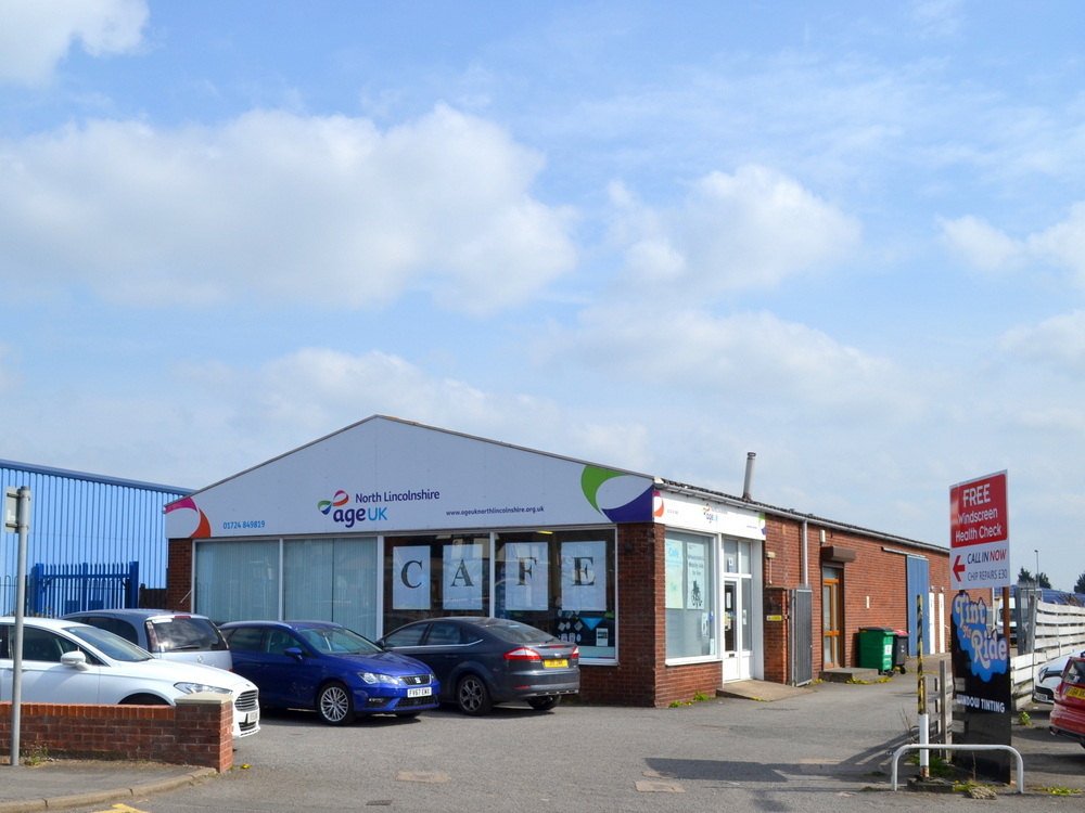 LETTING AGREED - 34A CROSBY ROAD SCUNTHORPE NORTH LINCOLNSHIRE DN15 6SF,