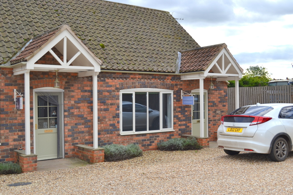 LETTING AGREED UNIT 3 THE OLD GRAIN STORE BLYTON NORTH LINCONSHIRE DN21 3LG,