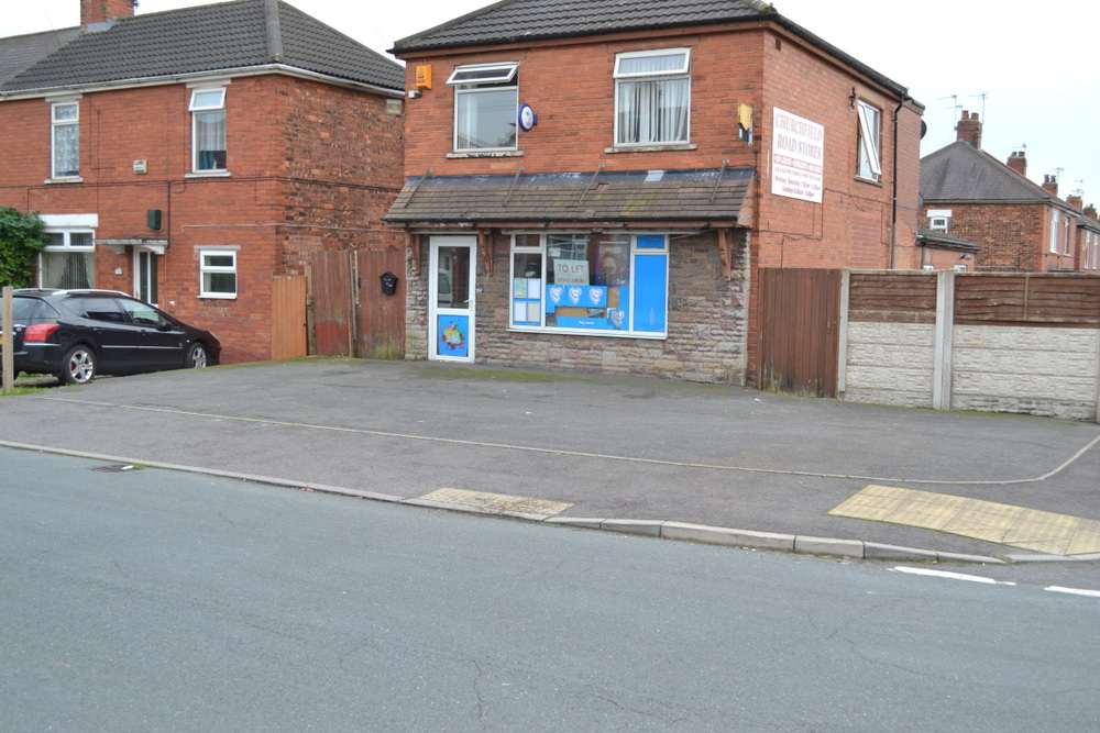 11 CHURCHFIELD ROAD SCUNTHORPE NORTH LINCOLNSHIRE DN16 3DH,