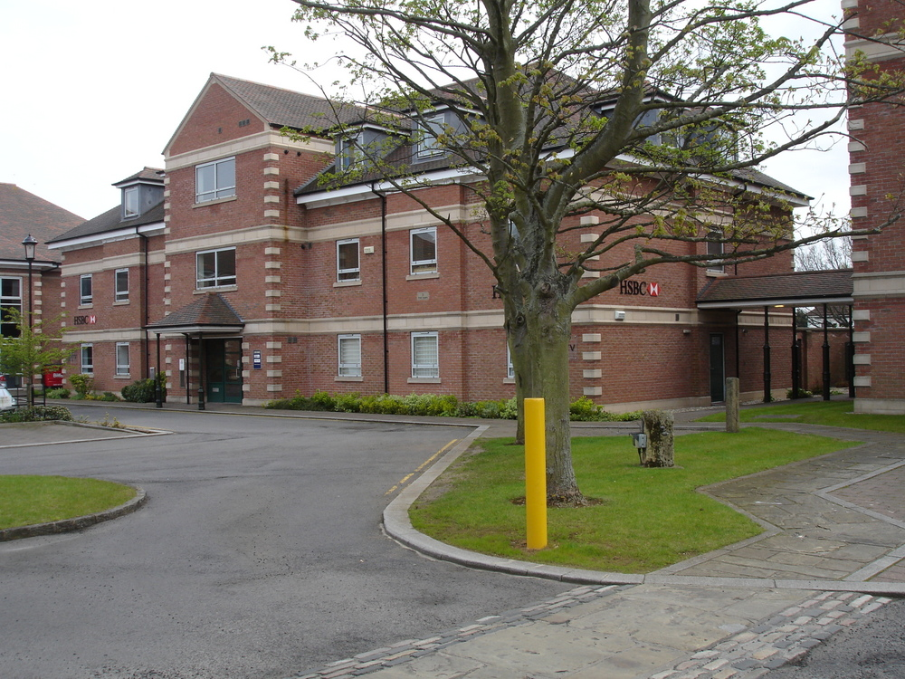 LETTING AGREED OFFICE 7 THE BELLWOOD SUITE PARK SQUARE LANEHAM STREET SCUNTHORPE DN15 6LJ,
