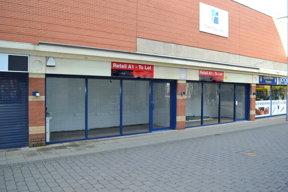KIOSK 3 & 4 JUBILEE WAY SCUNTHORPE NORTH LINCOLNSHIRE DN15 6RB,