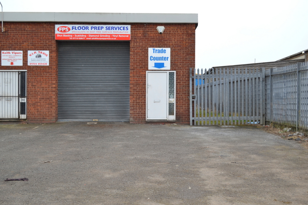 38D HOYLAKE ROAD SOUTH PARK INDUSTRIAL ESTATE SCUNTHORPE DN17 2AZ,