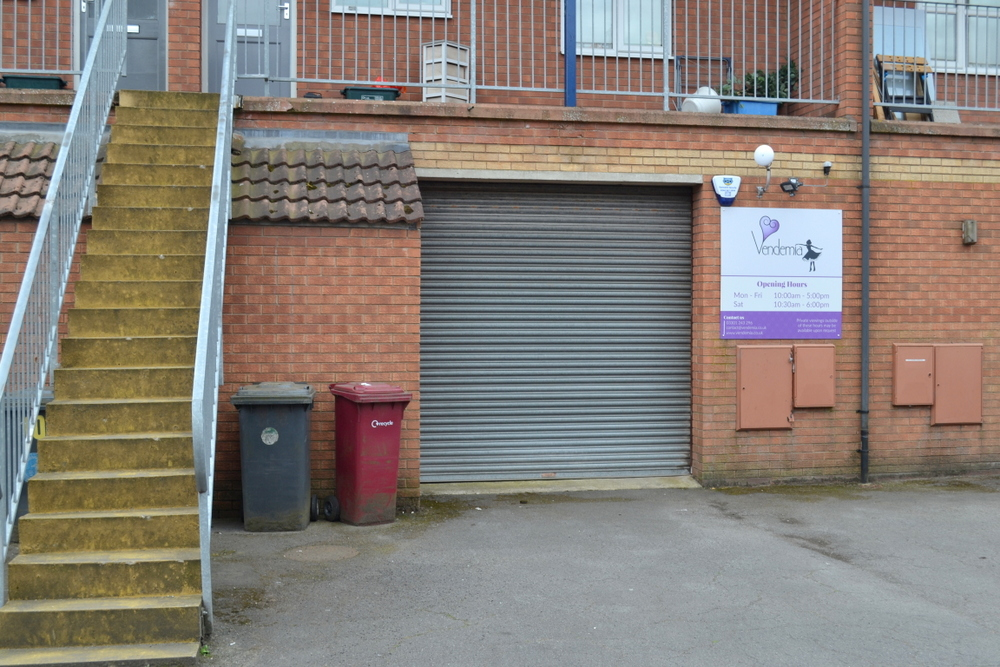 UNIT 4 MOORWELL BUSINESS PARK MOORWELL ROAD SCUNTHORPE NORTH LINCOLNSHIRE DN172RU,