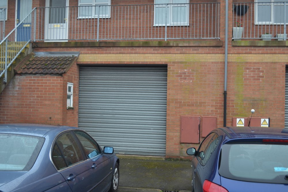 LETTING AGREED -UNIT 18 MOORWELL BUSINESS PARK MOORWELL ROAD SCUNTHORPE NORTH LINCOLNSHIRE DN172RU,