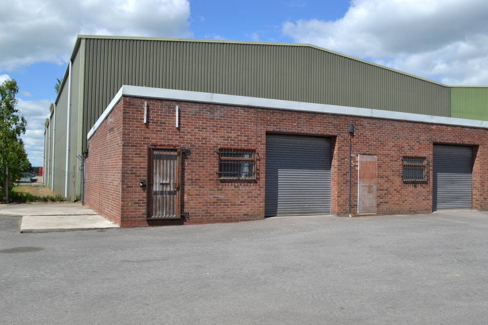 UNIT 1 & 2 PLOT 3 SUNNINGDALE ROAD SCUNTHORPE NORTH LINCOLNSHIRE DN17 2TW,