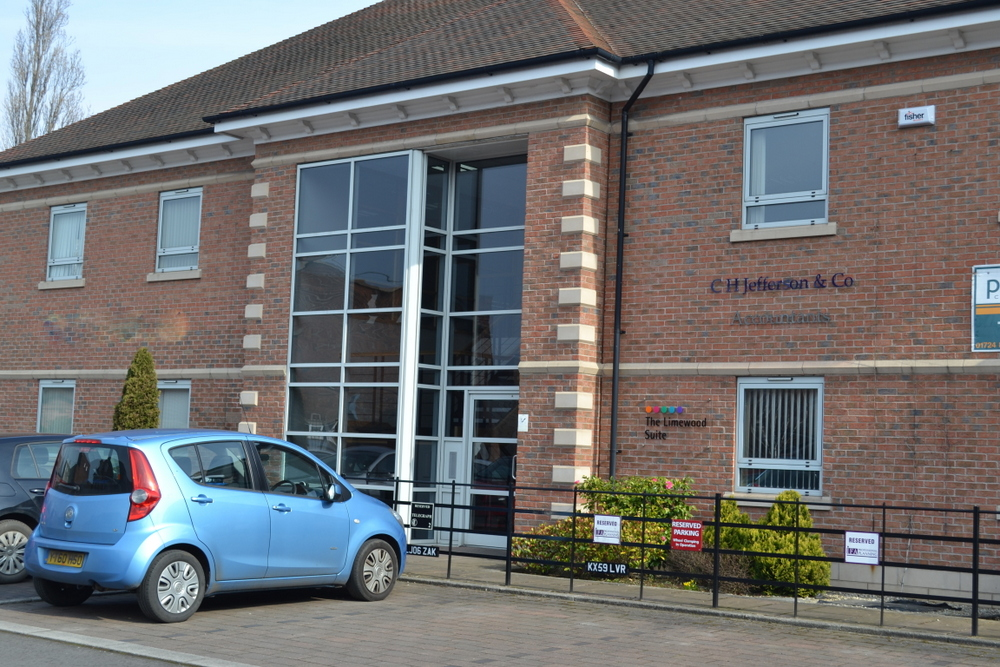LETTING AGREED 3 THE LIMEWOOD PARK SQUARE SCUNTHORPE NORTH LINCOLNSHIRE DN15 6JH,