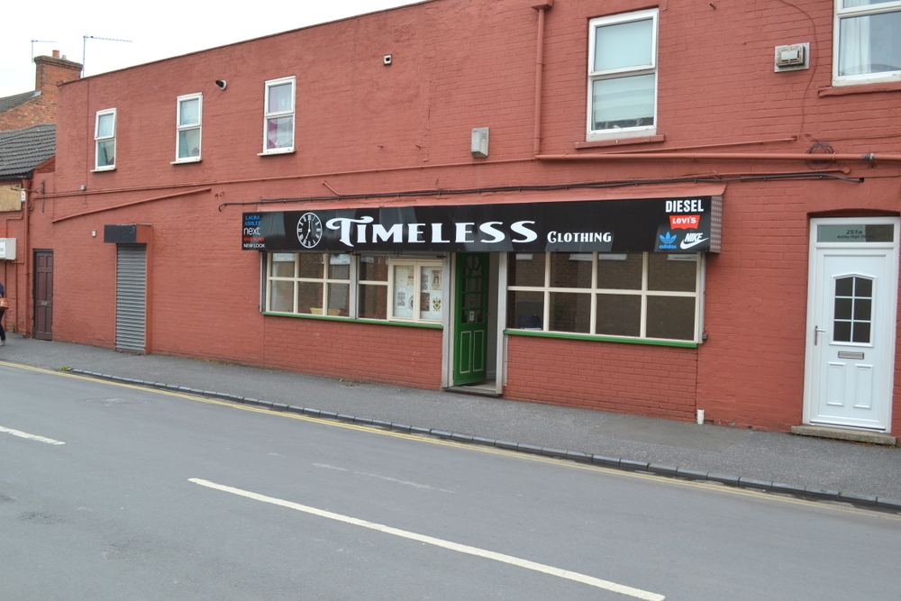 LETTING AGREED 251A ASHBY HIGH STREET SCUNTHORPE,