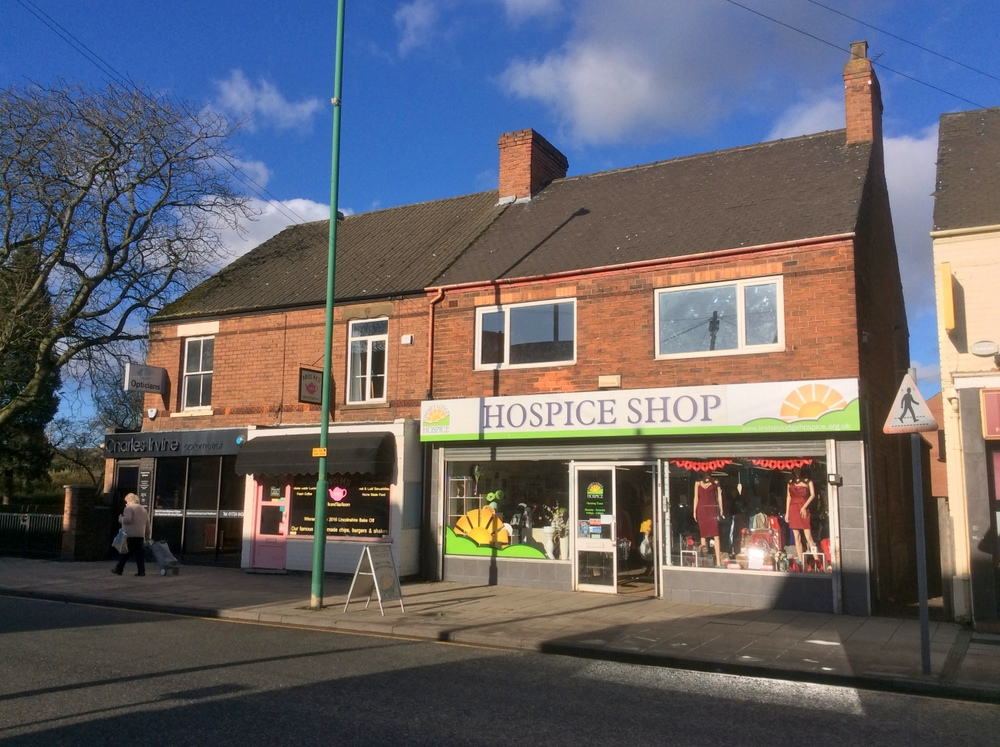 289-291 ASHBY HIGH STREET SCUNTHORPE NORTH LINCOLNSHIRE DN16 2RY,