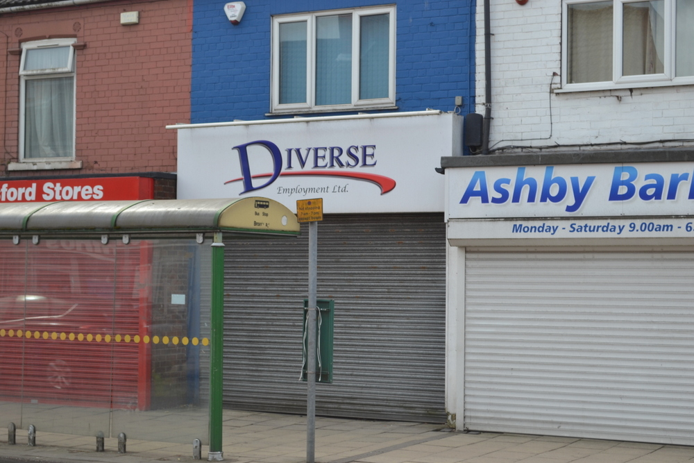 SALE AGREED 272 ASHBY HIGH STREET SCUNTHORPE NORTH LINCOLNSHIRE DN16 2RX,