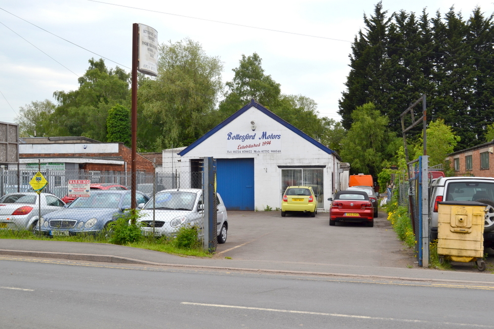 161 MOORWELL ROAD SCUNTHORPE NORTH LINCOLNSHIRE DN17 2SX,
